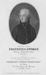 I. Festetics György gróf