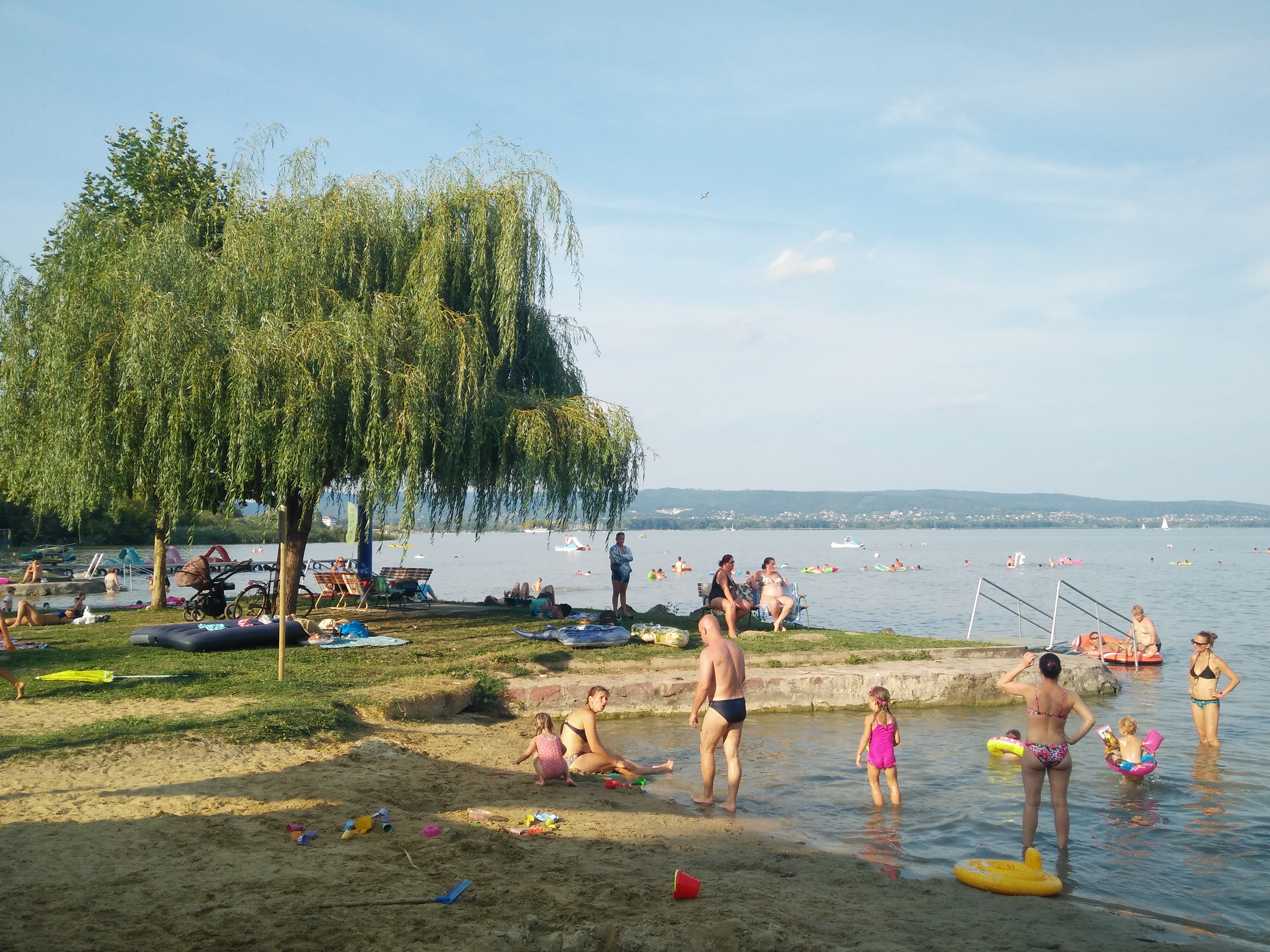 Balaton-part