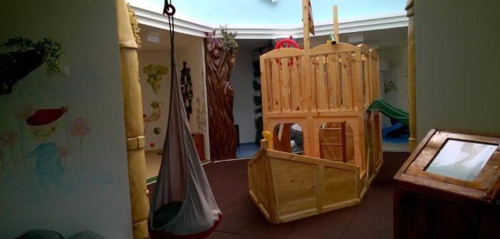 Négy Évszak Játszóház játéktere