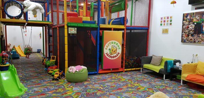 Sajtkukac Játszóház játéktere