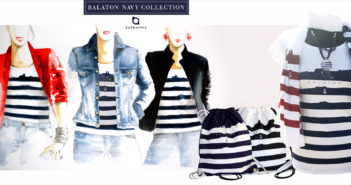 Burda Anna Balaton Navy kollekció
