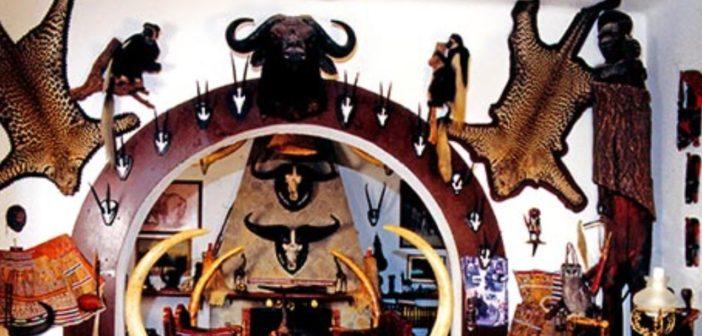 Afrika Múzeum a Keszthely környéki Balatonederics határában