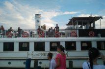 Keszthely hajózás - hajókirándulások Keszthelyről