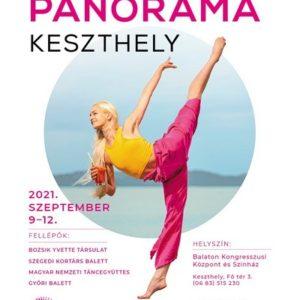 Táncpanoráma fesztivál - Győri Balett: Anna Karenina előadás Keszthelyen a Balaton Színházban szeptember 12-én.