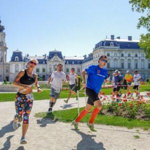 Intersport Keszthelyi Kilométerek 2021. futóverseny a Balaton-parton szeptember 19-én.